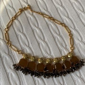 Jcrew bib necklace